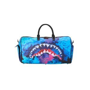 COLOR DRIP DUFFLE