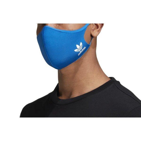 Adidas Originals Face Cvr M-L 3 Pieces - Μασκες Προσωπου - Face Masks 3 Τεμ